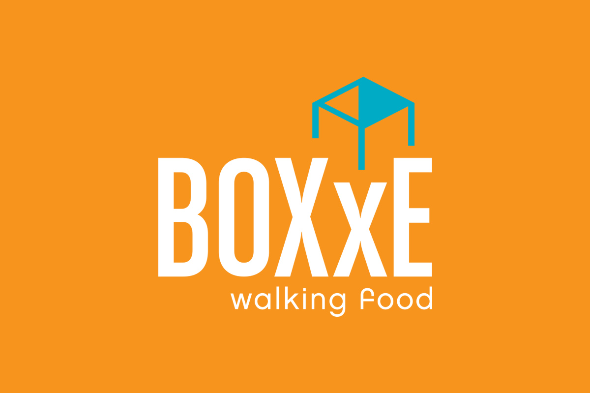 Branding para Boxxe Walking Food